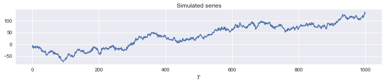 Bayesian state space estimation in Python via Metropolis